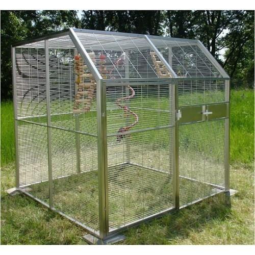 Kings cages NEREZ vonkajšia voliéra