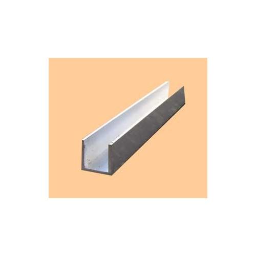hliníkový profil v tvare U 20x20/2