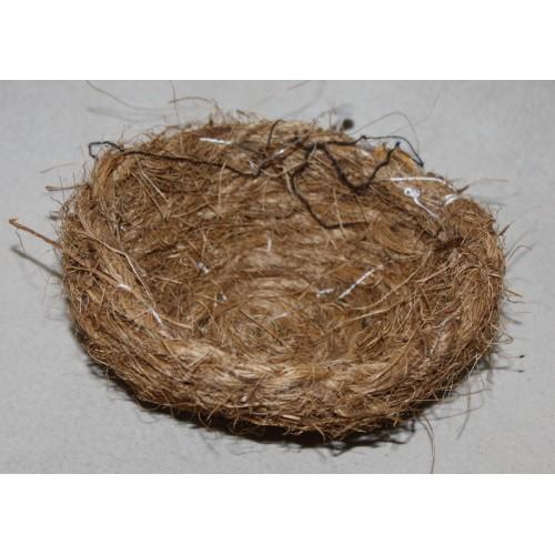 hniezdo z bambusových vlákien