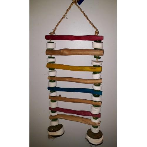 rebrík so sépiovou kosťou