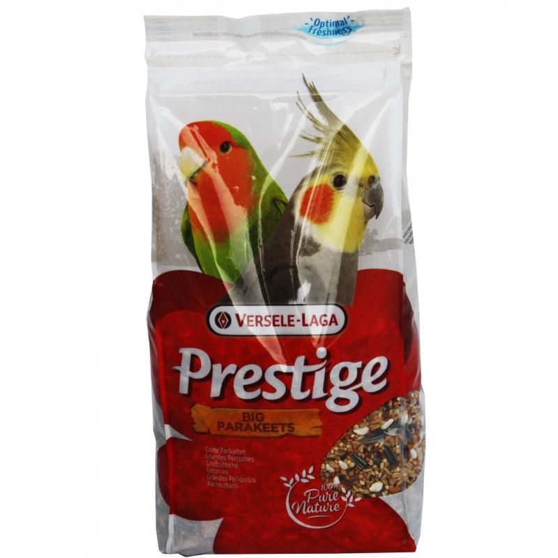 Prestige Big Parakeets