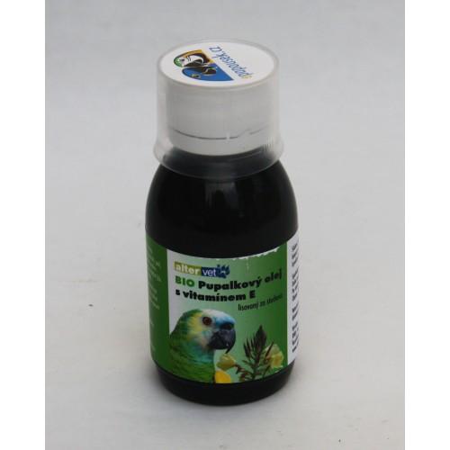 Bio pupalkový olej