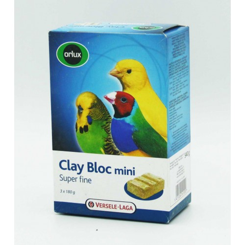 Clay Bloc mini