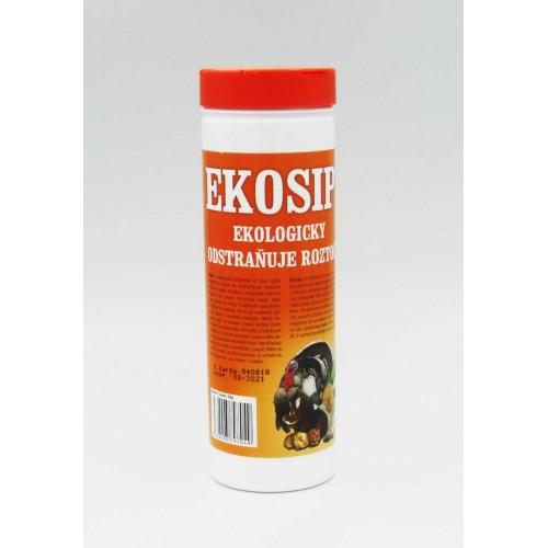 Ekosip - ekologický prípravok proti parazitom