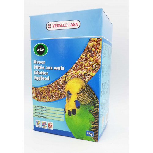 Eggfood dry for Budgies