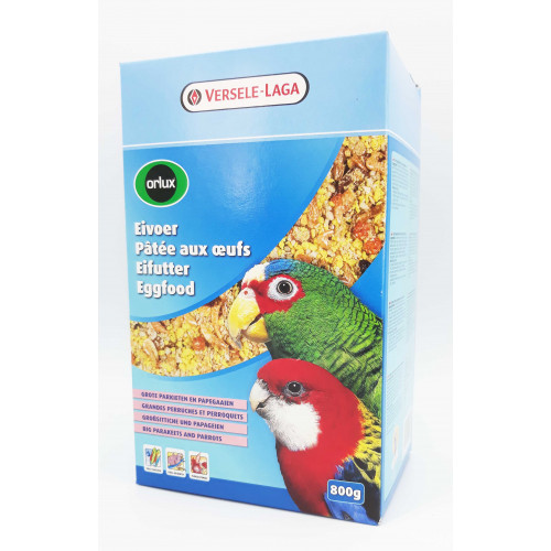Eggfood dry for Parakeet/Parrots