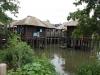 Afrika - dedina na koloch