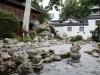 Čínska časť - dvor po čínsky