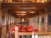 Čínska časť - interiér čajovne