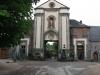 majestátna vstupná brána